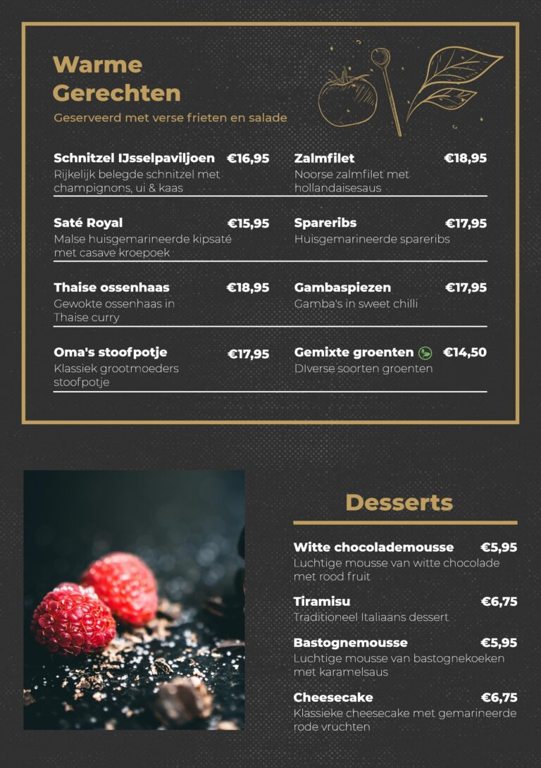 IJsselpaviljoen Lunch 4